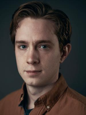 Ryan J Harvey - headshot