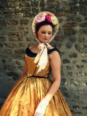 2019 1860s outfit · By: Lucy gaskin