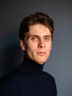 2020 Christophe Monplaisir, actor headshot 5 · By: Tommy Ga-Ken Wan