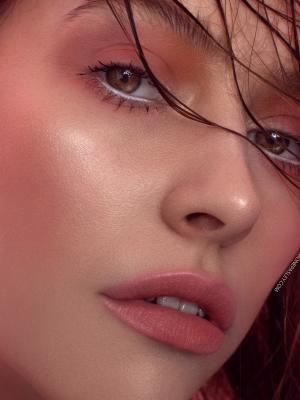 2020 Makeup for Beauty Shoot · By: Simone Pasely