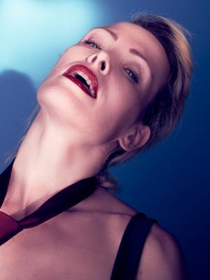 2020 Burlesque headshot · By: Tony Woodhead