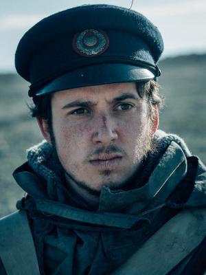 2017 as PVT William Pilkington in AMC's 'The Terror' · By: Aidan Monaghan