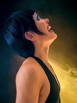 2020 Cabaret headshot · By: Tony Woodhead