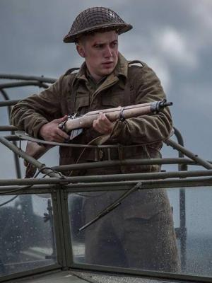 2015 Aaron Jeffcoate as PVT Elder in 'Our Father' · By: Anthony Meadley