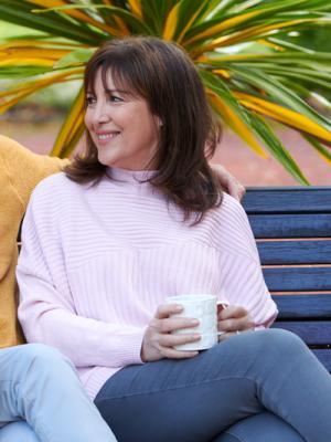 Sharon and Keith