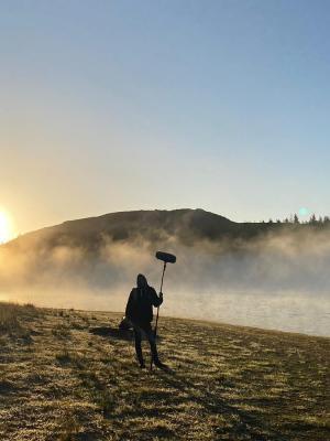 2020 Misty Devon Morning · By: Dom Ellis