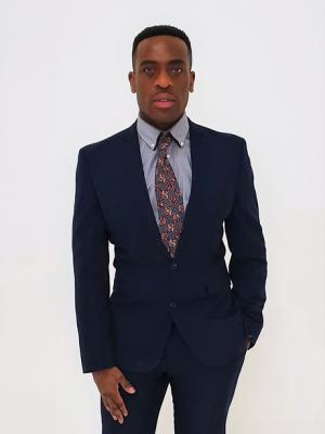 2020 Full Length Business Suit · By: Steve Langley