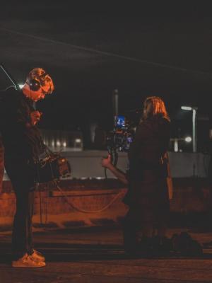 2020 Directing ATWIA (short film) · By: Dagmar Scheibenreif