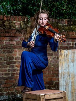 2018 Nina Van Zandt - Actor Musician (Violin) · By: Michael Lynch