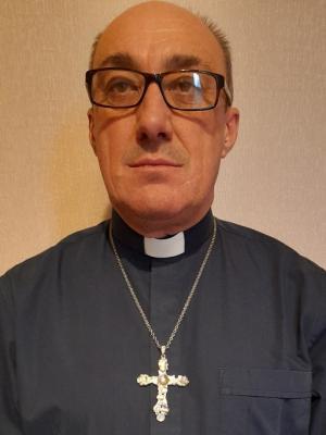 2020 Vicar (Own costume)