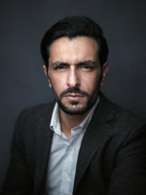 2020 Portrait · By: Ivan Weiss