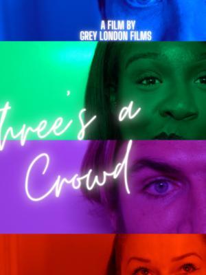 2020 Three's a Crowd · By: Rhiannon Barker