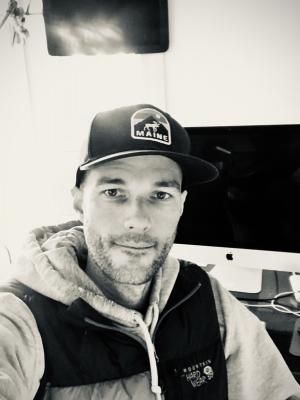 Justin Lacroix Sound Mixer Maine