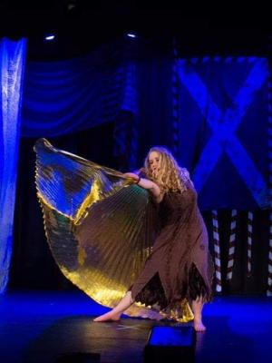 2019 Hecate's dance Macbeth · By: Andrew barnes