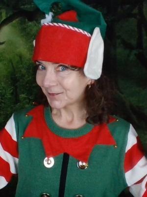 2021 Elf (not on a shelf) · By: M Archer
