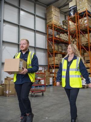 2020 FulfilmentCrowd Corporate Warehouse Shoot 3 · By: Elizabeth Churm