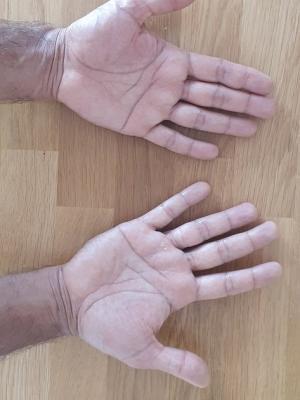 2021 Hands Front