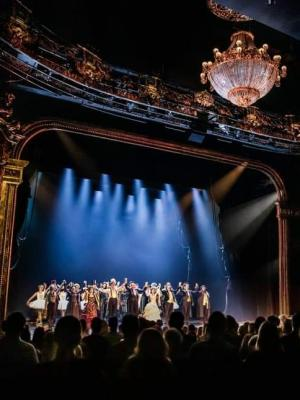 'The Phantom of the Opera' Press Night 2020 - Leicester Curve 2020