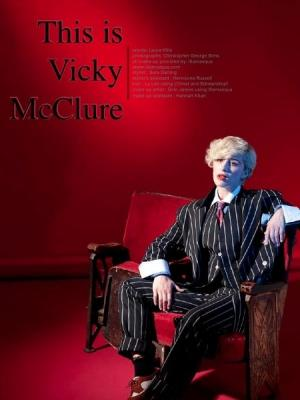 Vicky Mclure Shoot