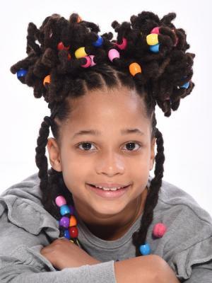 Alesia sanaa Gray, Child Actor