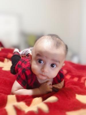 Zaviyar Asad, Child Actor