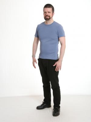 Nick Field full body - casual