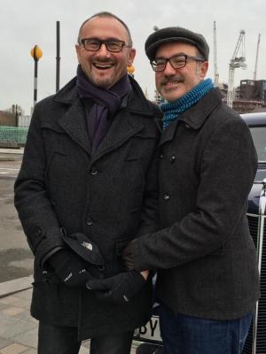 Mark Conroy & Tim Dindjer
