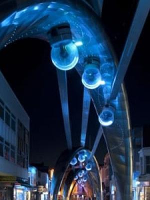 Brilliance, Blackpool, part of Lightpool festival