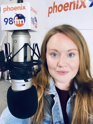 2019 Radio Presenter - Phoenix FM · By: Nadia Harding