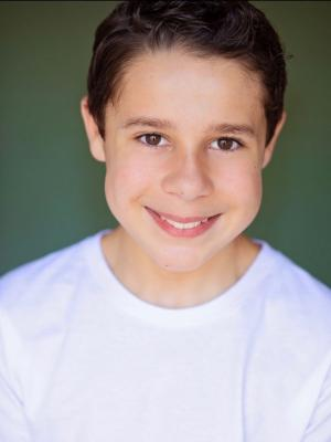 Landon Ogden, Child Actor