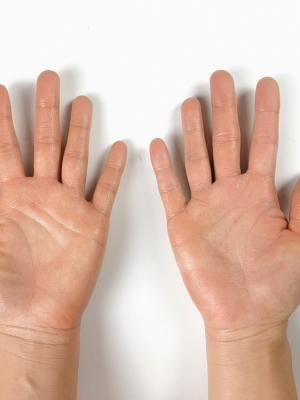 2021 Hand Model- Palms
