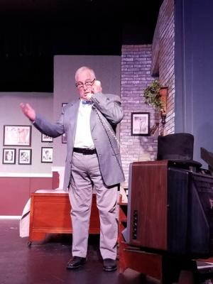 Bruce Basil Mathews - Theatre Production - The Sunshine Boys