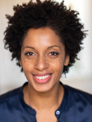 2020 Smiling Headshot · By: Alishia Love
