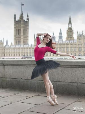 2021 Ballet in London · By: Alexander Yip