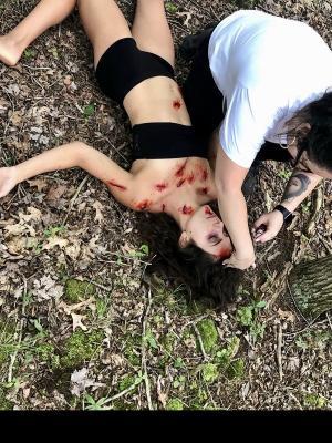 Photo of dead girl