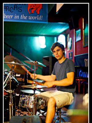 2021 Drums · By: Adrien Basse-Cathalinat
