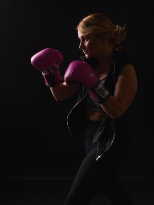 2021 Boxing · By: Natasha Corne