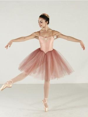 2020 Tutu Ballerina · By: Ballet San Jose