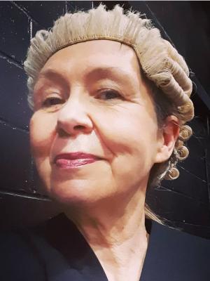 2021 Judge in music video · By: Eva Von Mitzka