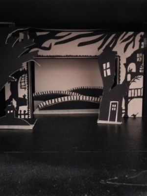Frank and Ferdinand Model Box · By: Rebecca Desmond