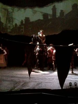 War Horse, New London Theatre · By: Richard Watson