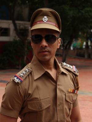 2021 Indian Police Inspector · By: Arjun Shekhar