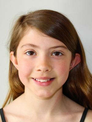 Poppy Uff, Child Actor
