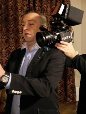 2013 Filming dark Vision Movie