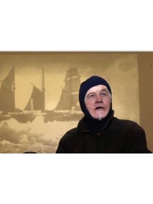 Storytelling 'Ice Trap' Shackleton's trip to Antarctica