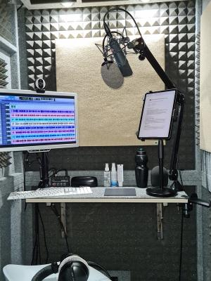 2021 Inside My Booth · By: Craig Van Ness