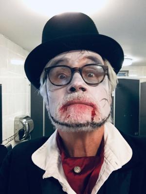 Halloween Storyteller