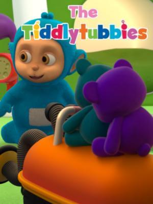 2021 TiddlyTubbies · By: Wildbrain Spark