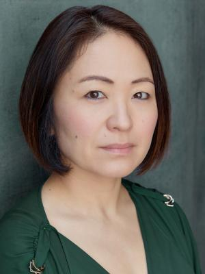 2021 Haruka Kuroda · By: Kim Hardy