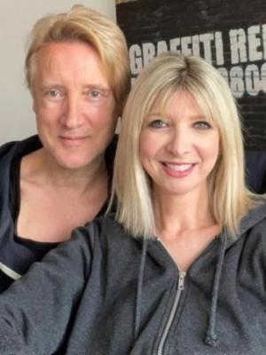 Bubble partner Melissa Hartzel -pro actor